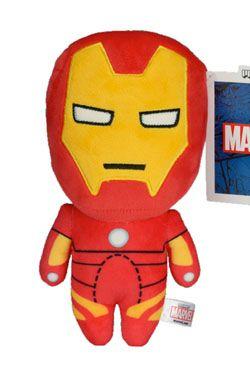 Marvel Comics Plyšák Figurka Phunny Iron Man 20 cm