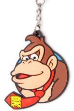 Nintendo Gumový Keychain Donkey Kong 6 cm