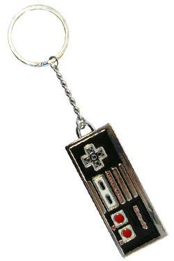 Nintendo Metal Key Ring Controller Bioworld EU