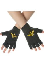 The Legend of Zelda Gloves (Fingerless) Logo
