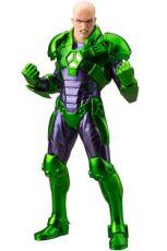 DC Comics ARTFX+ PVC Soška 1/10 Lex Luthor (The New 52) 20 cm