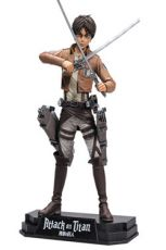 Attack on Titan Color Tops Akční Figure Eren Jaeger 18 cm