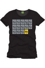 Batman Tričko Chemistry Velikost M