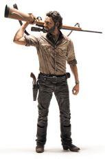The Walking Dead Deluxe Akční Figure Rick Grimes 25 cm