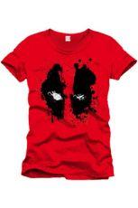 Deadpool Tričko Splash Head Velikost M