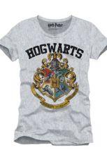 Harry Potter Tričko Bradavice Crest Velikost M