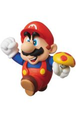 Nintendo UDF Series 1 Mini Figure Mario (Super Mario Bros.) 6 cm