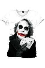 Batman Tričko Joker Poker Velikost XL