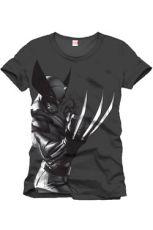Marvel Comics Tričko Wolverine Profil Velikost L