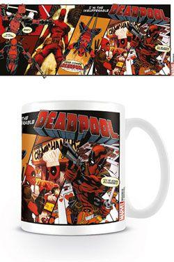 Deadpool Hrnek Comic Insufferable Pyramid International