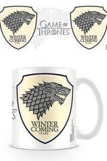 Game of Thrones Hrnek Stark