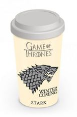 Game of Thrones Cestovní Hrnek Stark