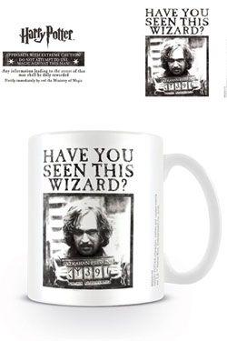 Harry Potter Hrnek Wanted Pyramid International