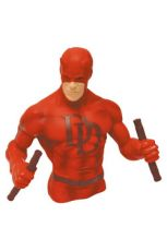 Marvel Comics Bysta Pokladnička Daredevil Red Verze Previews Exclusive 15 cm