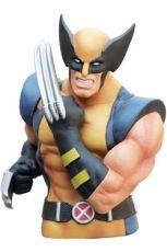 Marvel Comics Coin Pokladnička Wolverine 20 cm