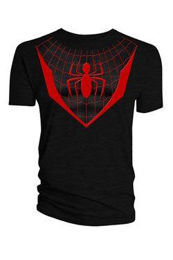 Marvel Comics Tričko Ultimate Spider-Man Kostým Velikost XL