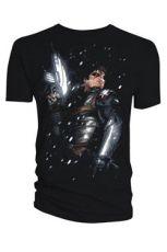 Marvel Comics Tričko Winter Soldier Velikost S