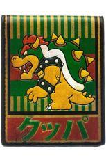 Nintendo Peněženka Bowser Kanji