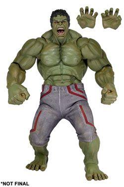 Avengers Age of Ultron Akční Figurka 1/4 Hulk 61 cm