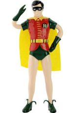 Batman 1966 Ohebná Figure Robin 14 cm