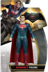 Batman v Superman Ohebná Figure Superman 14 cm