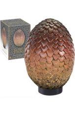 Game of Thrones Dragon Egg Prop Replika Drogon 20 cm