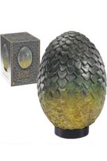 Game of Thrones Dragon Egg Prop Replika Rhaegal 20 cm