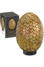 Game of Thrones Dragon Egg Prop Replika Viserion 20 cm Noble Collection