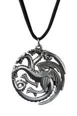 Game of Thrones Přívěsek Targaryen Sigil Kostým