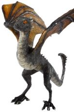 Game of Thrones Skulptura Drogon Baby Dragon 12 cm