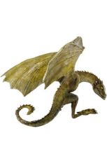 Game of Thrones Skulptura Rhaegal Baby Dragon 12 cm Noble Collection