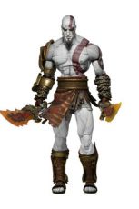 God of War 3 Akční Figure Ultimate Kratos 18 cm