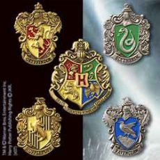 Harry Potter Pin Kolekce Bradavice Houses (5)