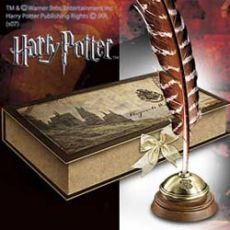 Harry Potter Replika Bradavice Writing Quill Noble Collection