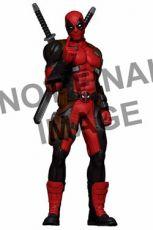 Marvel Classics Životní Velikost Soška Deadpool (Foam Rubber/Latex) 185 cm