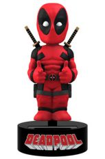 Marvel Comics Body Knocker Bobble Figurka Deadpool 15 cm