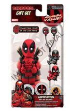 Marvel Comics Dárkový Set Deadpool Limited Edition NECA