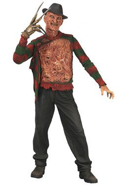 Nightmare On Elm Street 3 Akční Figure Ultimate Freddy 18 cm NECA
