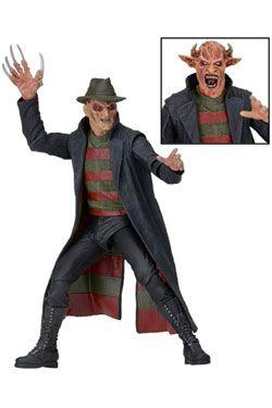 Wes Craven's New Nightmare Akční Figurka Freddy Krueger 18 cm
