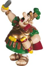 Asterix Figurka The centurion with his sword 8 cm