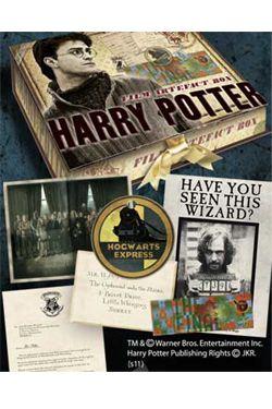 Harry Potter Artefact Box Harry Potter