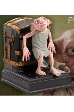 Harry Potter Bookend Dobby 19 cm Noble Collection