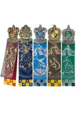 Harry Potter Záložka 5-Pack Crest Noble Collection