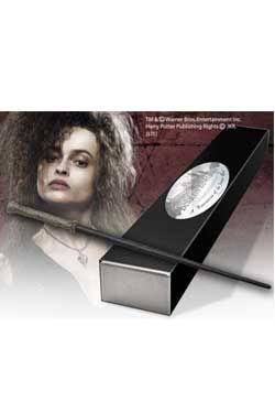 Harry Potter Wand Bellatrix Lestrange (Character-Edition) Noble Collection
