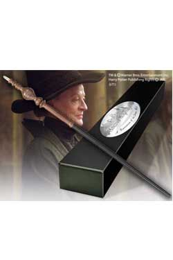 Harry Potter Wand Professor Minerva McGonagall (Character-Edition) Noble Collection