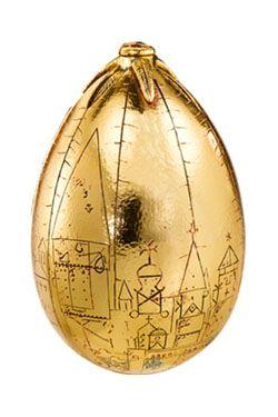 Harry Potter Prop Replika 1/1 Golden Egg 23 cm Noble Collection