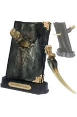 Harry Potter Replika 1/1 Basilisk Fang and Tom Riddle Diary