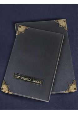 Harry Potter Replika 1/1 Tom Riddle Diary Noble Collection