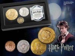 Harry Potter Replika The Gringotts Pokladnička Coin Kolekce Noble Collection