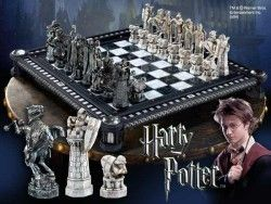 Harry Potter The Final Challenge Šachy Set Noble Collection